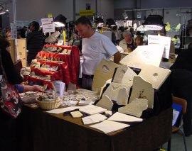 14. Internationale Mineralien und Fossilienbörse Dresden 2008